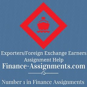 ExportersForeign Exchange Earners Assignment Help