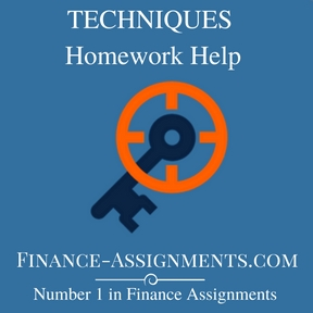 TECHNIQUEShomework-help