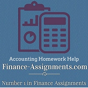 Accounting and finance homework help