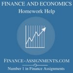 FINANCE AND ECONOMICS
