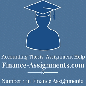 Accounting Thesis Assignment Help