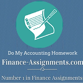The best finance assignment help service, provided by subject matter experts.