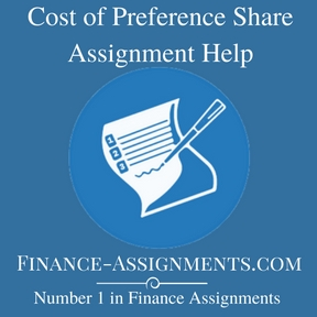 Cost of Preference Share Assignment Help