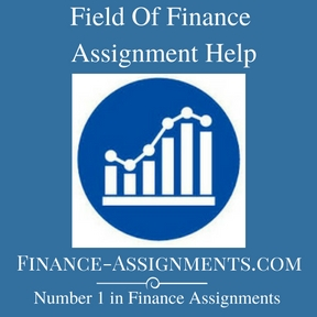 Field Of Finance Assignment Help