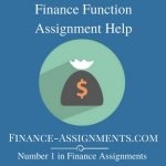 Finance Function