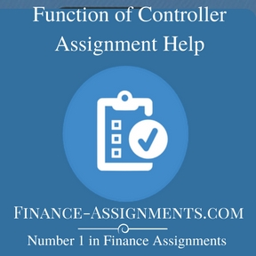 Function of Controller Assignment Help