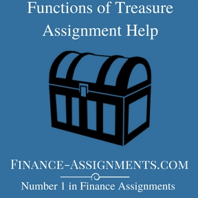 Functions of Treasure Assignment Help