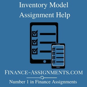 Inventory Model Assignment Help