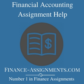 Finance assignment helper