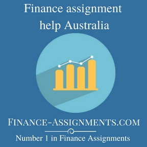 Finance assignment help Australia