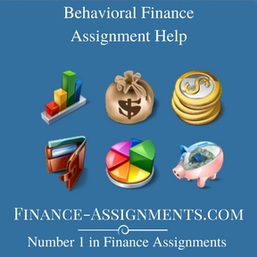 Behavioral Finance Assignment Help
