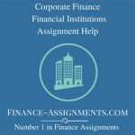 Corporate Finance and Financial Institutions