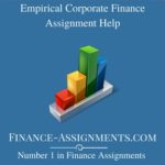 Empirical Corporate Finance
