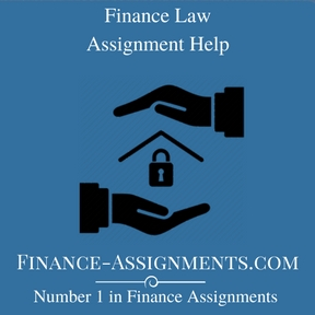 Finance Law Assignment Help