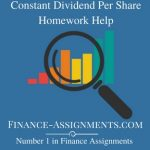 Constant Dividend Per Share