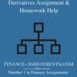 Derivatives Assignment Help
