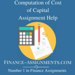 Computation of Cost of Capital