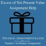 Excess of Net Present Value