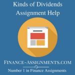 Kinds of Dividends