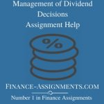 Management of Dividend Decisions