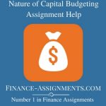 Nature of Capital Budgeting