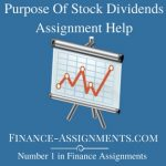 Purpose Of Stock Dividends
